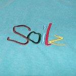 画像6: ROCK ONE'S WORLD ロックワンズワールド Soilz emb L/S TEE (6)