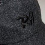画像7: ROCK ONE'S WORLD ロックワンズワールド ROW WOOL CAP (7)